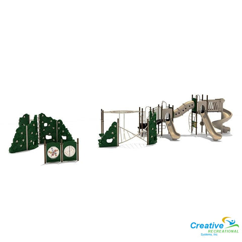 Kp-31966 | Commercial Playground Equipment Playground Equipment