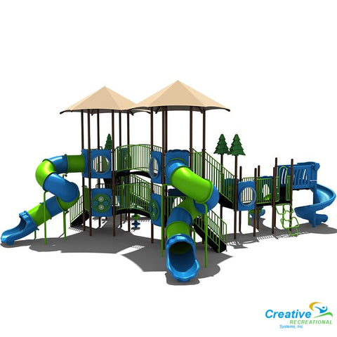 Kp-32020 - Commercial Playground Equipment Playground Equipment