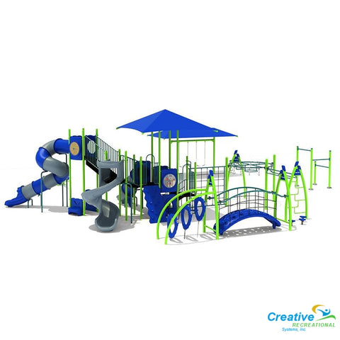 Kp-32036 | Commercial Playground Equipment Playground Equipment