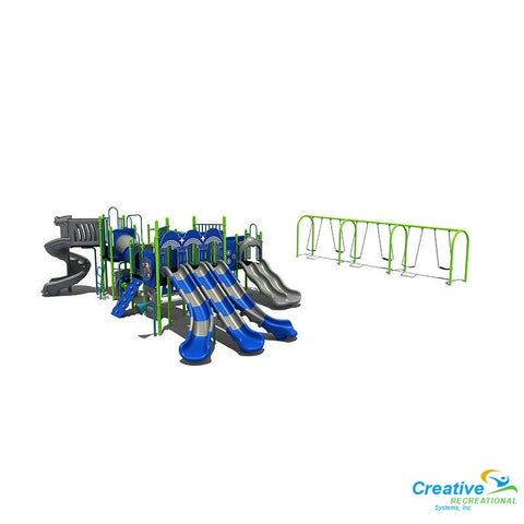 Kp-32197 | Commercial Playground Equipment Playground Equipment