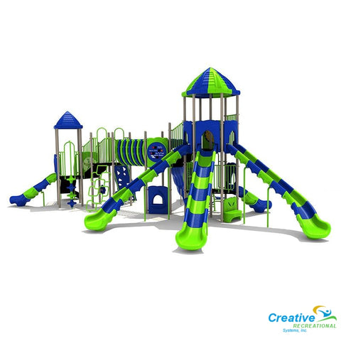 Kp-32341 | Commercial Playground Equipment Playground Equipment