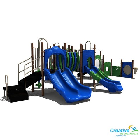 Kp-32464 | Commercial Playground Equipment Playground Equipment