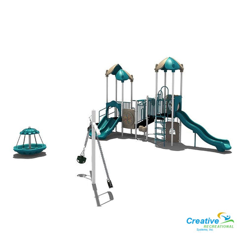 Kp-32644 | Commercial Playground Equipment Playground Equipment