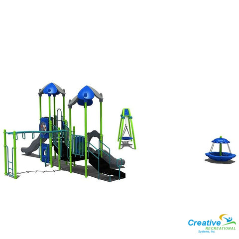 Kp-32644 Ii | Commercial Playground Equipment Playground Equipment