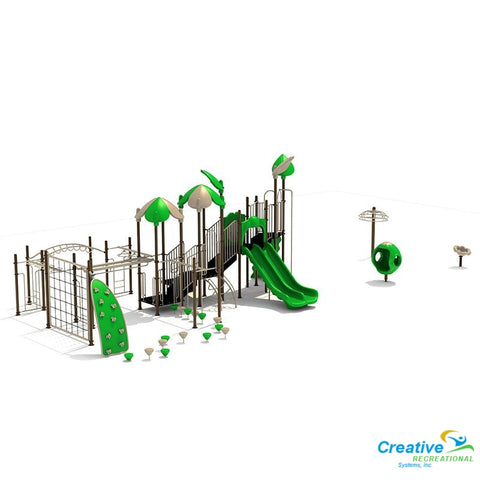 Kp-32734 | Commercial Playground Equipment Playground Equipment