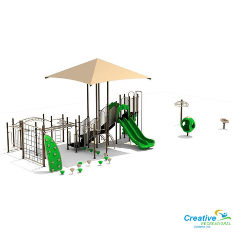 Kp-32735 | Commercial Playground Equipment Playground Equipment