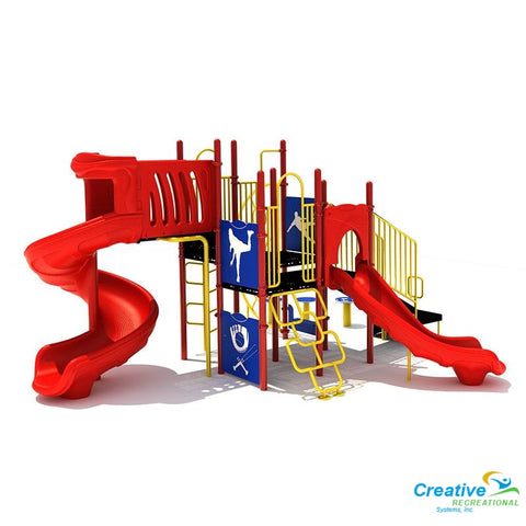 Kp-32767 | Commercial Playground Equipment Playground Equipment