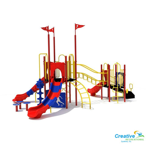 Kp-32853 | Commercial Playground Equipment Playground Equipment