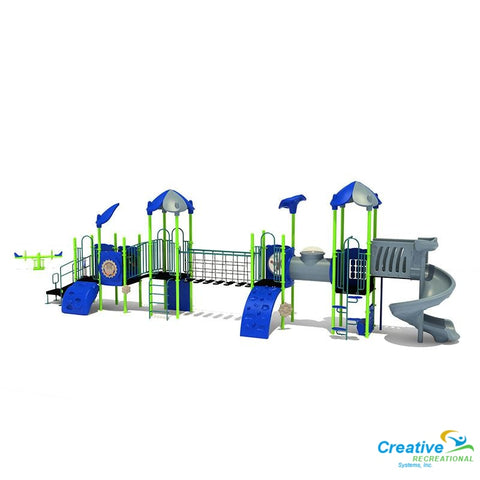 Kp-32864 | Commercial Playground Equipment Playground Equipment