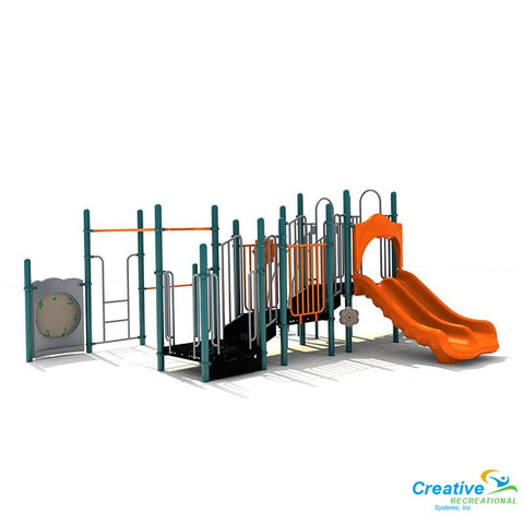 Kp-32959 | Commercial Playground Equipment Playground Equipment