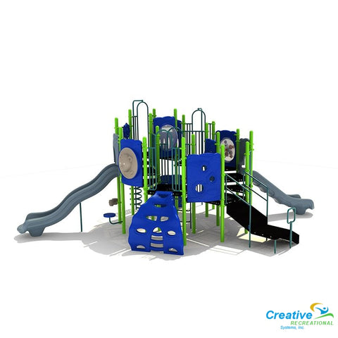 Kp-33016 | Commercial Playground Equipment Playground Equipment