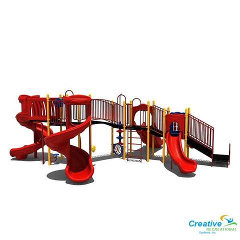 Kp-33121 | Commercial Playground Equipment Playground Equipment