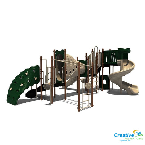 Kp-33143 | Commercial Playground Equipment Playground Equipment