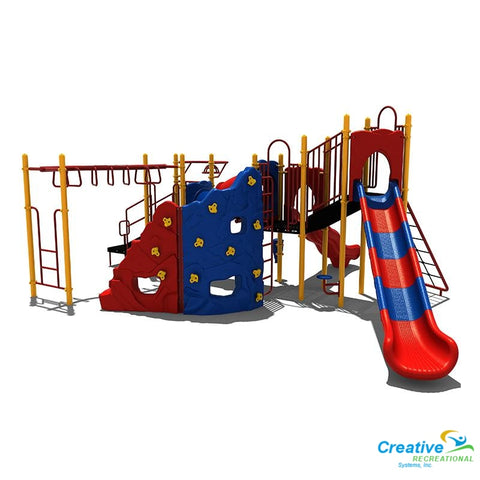 Kp-33223 | Commercial Playground Equipment Playground Equipment