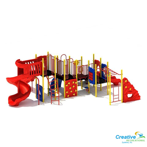Kp-33224 | Commercial Playground Equipment Playground Equipment