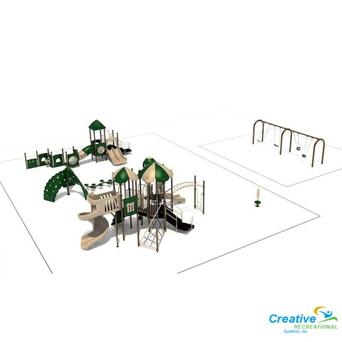 Kp-80119 | Commercial Playground Equipment Playground Equipment