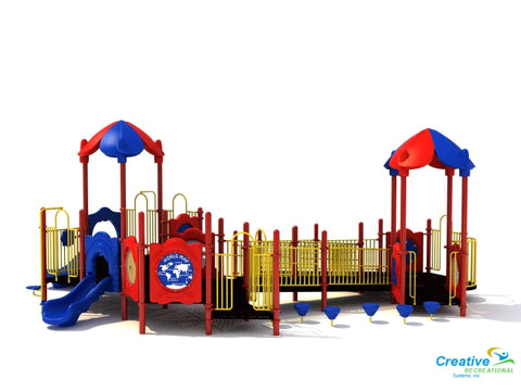 Mx-31714 | Commercial Playground Equipment