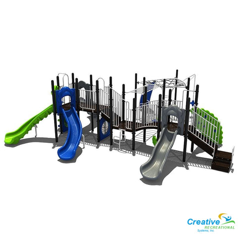 Mx-31839 - Commercial Playground Equipment Playground Equipment