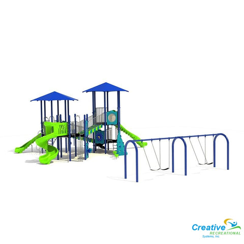 Mx-32252 | Commercial Playground Equipment Playground Equipment