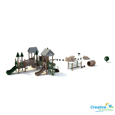 Nl-31968 - Commercial Playground Equipment Playground Equipment