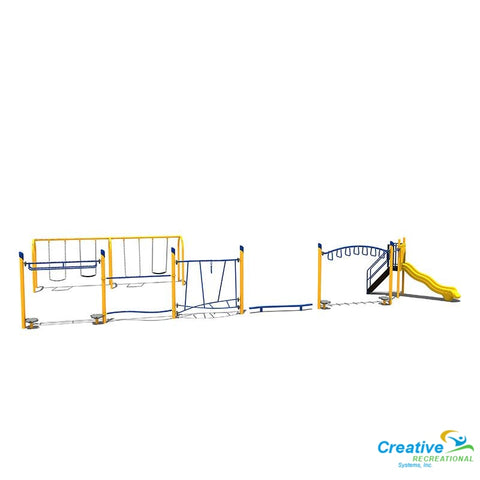 Nx-33156 | Commercial Playground Equipment Playground Equipment