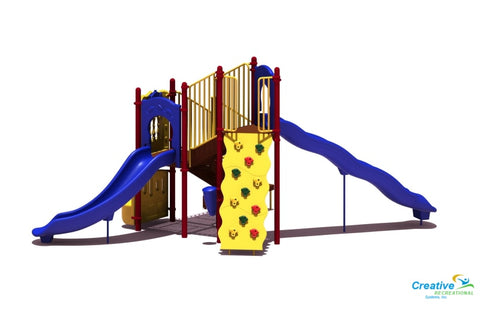 Uplay-005 Timber Glen | Commercial Playground Equipment
