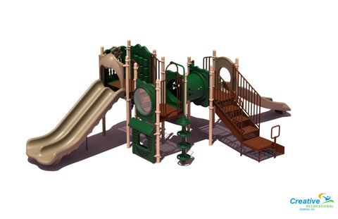 Uplay-009 Carsons Canyon | Commercial Playground Equipment