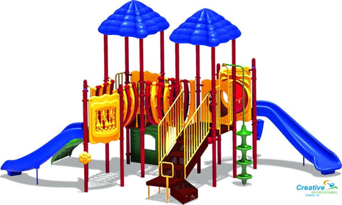Uplay-014 Pikes Peak | Commercial Playground Equipment