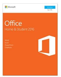 Office Home and Student 2016 Win English APAC DM Medialess P2