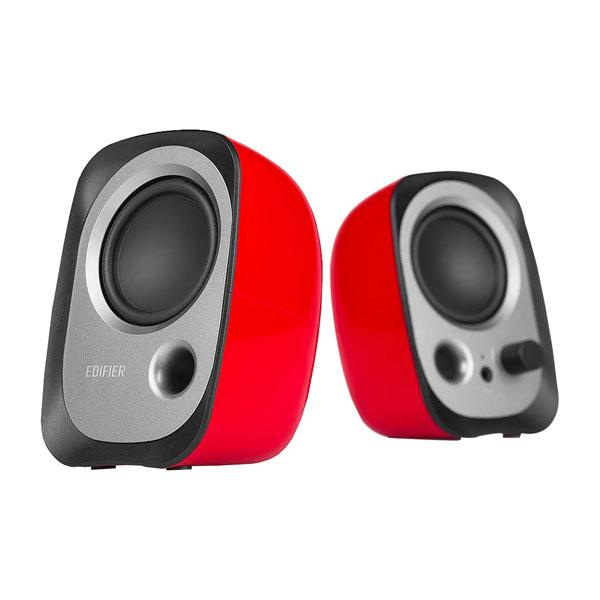 Edifier R12U 2.0 USB Multimedia Speakers - Red