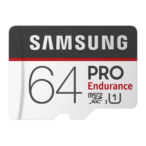 Samsung Pro Endurance Micro SD Card 64GB