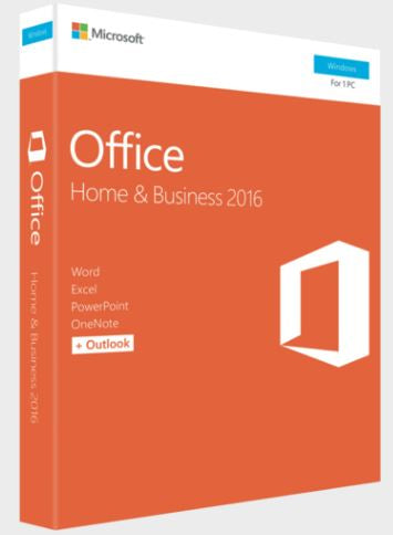Office Home and Business 2016 Win English APAC DM Medialess P2