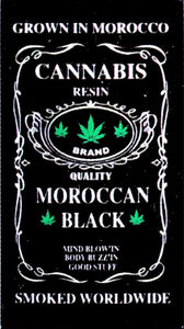 Cannabis grown in Morocco banner