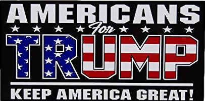 Americans for Trump USA Keep America Great