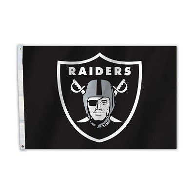 Oakland Raiders 3x5