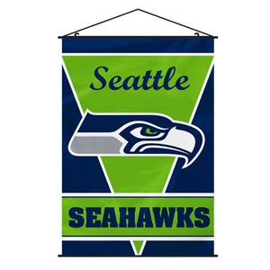 Seattle Seahawks wall banner