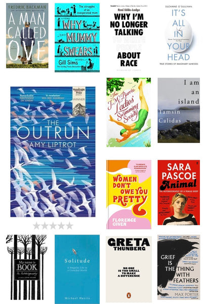 40 Books I Read in 2020
