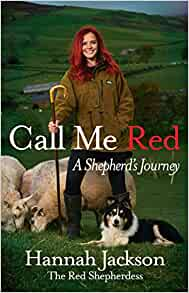 Call Me Red, Hannah Jackson with SIGNED bookplate