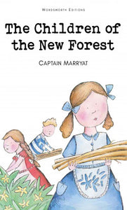 The Children of the New Forest, Captain Marryat