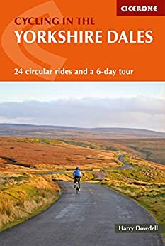 Cicerone Yorkshire Dales Cycling, Harry Dowdell
