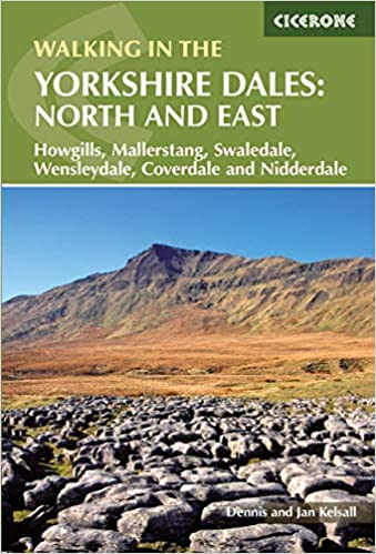 Cicerone Yorkshire Dales North & East Walking Guide