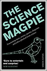 The Science Magpie, Simon Flynn