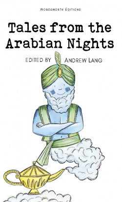 Tales from Arabian Nights, Edited by Andrew Lang