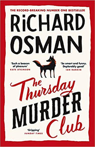 The Thursday Murder Club, Richard Osman