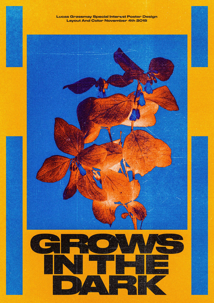 GROWS IN THE DARK
