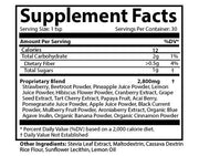 Red Super Fruits - Polyphenol Drink Powder
