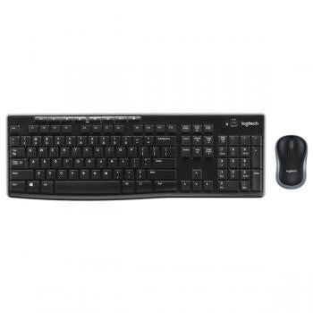 Logitech MK270R Wireless Keyboard Mouse Combo