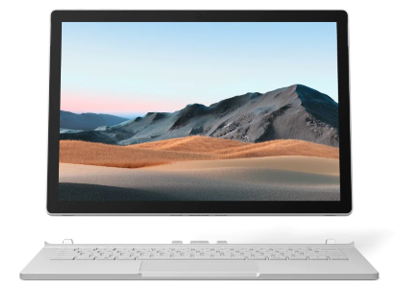 Surface Book 3 15in i7 16GB 256GB GPU Win10 Pro Commercial No Pen