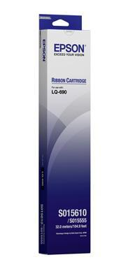 Black Ribbon Cartridge for LQ-690