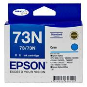 73N CYAN INK FOR T21,TX110,TX210,TX410,TX550,TX510,TX610..